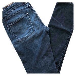 Rich & Skinny - Straight Leg Jeans - Size 30